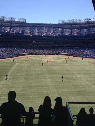Rogers Centre section 200