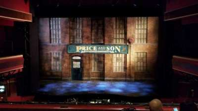 Adelphi Theatre section Dress Circle