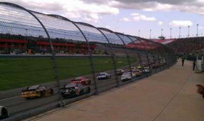 Auto Club Speedway section 7