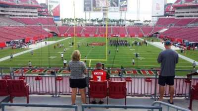 RAYMOND JAMES STADIUM, section: PIRATE SHIP, row: PIRATE SHIP, seat: PIRATE SHI