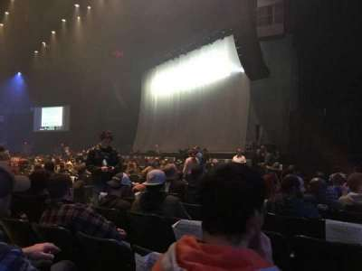 BB&T Pavilion, section: 100, row: L, seat: 8