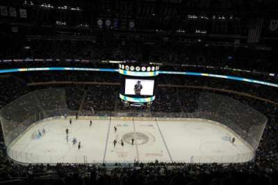 First Niagara Center, section: 306, row: 14, seat: 21