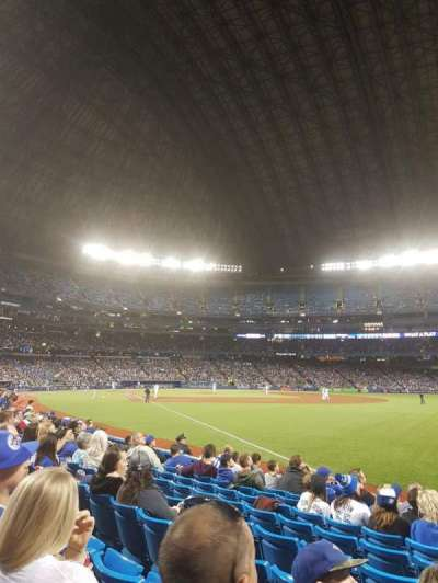 Rogers Centre section 113dl