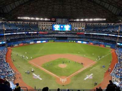 Rogers Centre section 524BR