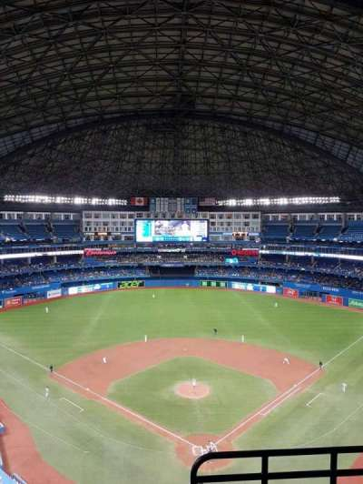 Rogers Centre section 524BL