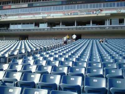 Nissan Stadium section 137