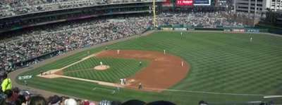 Comerica Park, section: 218, row: 10, seat: 9