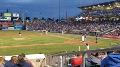 Coca-Cola Park, section: 117, row: S, seat: 1