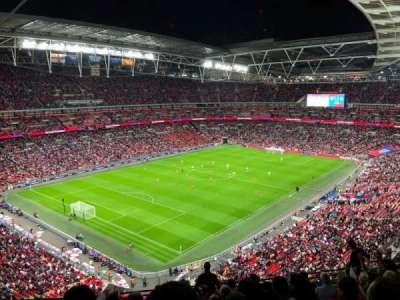 Wembley Stadium section 508