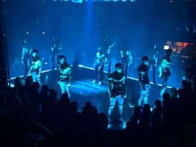 Club Domina at Hard Rock Las Vegas, section: 506, row: 1, seat: 1