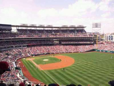 Nationals Park, section: 230, row: N, seat: 15