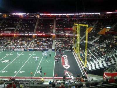 Quicken Loans Arena, section: 111, row: 27, seat: 15