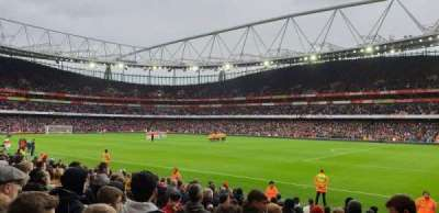 Emirates Stadium section 29