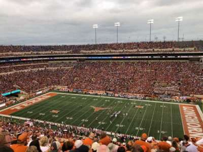 Texas Memorial Stadium section 103