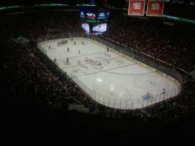 PNC Arena section 336