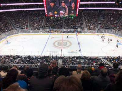 T-Mobile Arena section 223