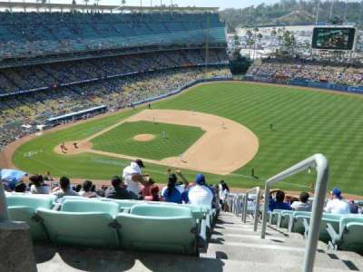 Dodger Stadium, section: 24RS