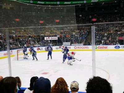 Scotiabank Arena, section: 120, row: 5, seat: 16