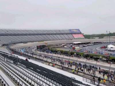 Dover International Speedway, section: 250, row: 43, seat: 32