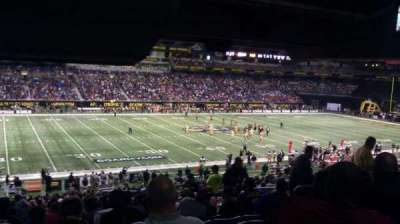 Alamodome section 137