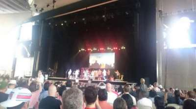Ford Amphitheater at Coney Island, section: 102, row: J, seat: 24