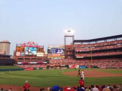 Busch Stadium section 159
