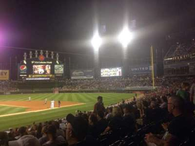 U.S. Cellular Field section 128