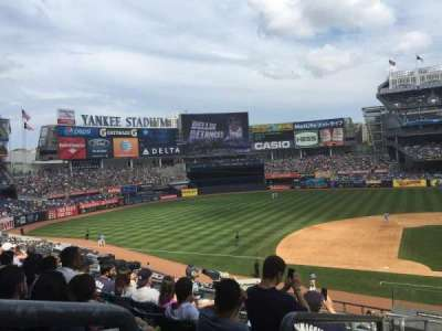 Yankee Stadium, section: 224, row: 8, seat: 20