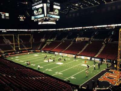 Moda Center, section: 212, row: K, seat: 6