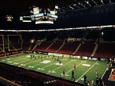 Moda Center, section: 213, row: G, seat: 8