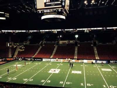 Moda Center, section: 215, row: E, seat: 12