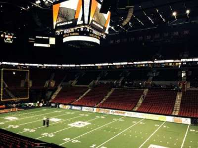 Moda Center, section: 229, row: A, seat: 7