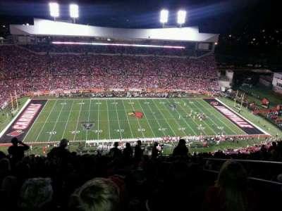 Papa John's Cardinal Stadium, section: 8, row: AA, seat: 103