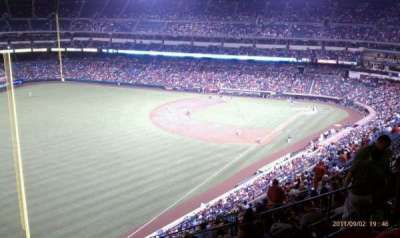 Angel Stadium section V505