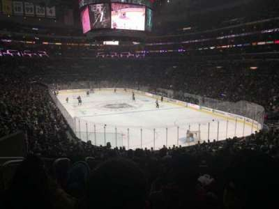 Staples Center, section: 209, row: 7, seat: 12