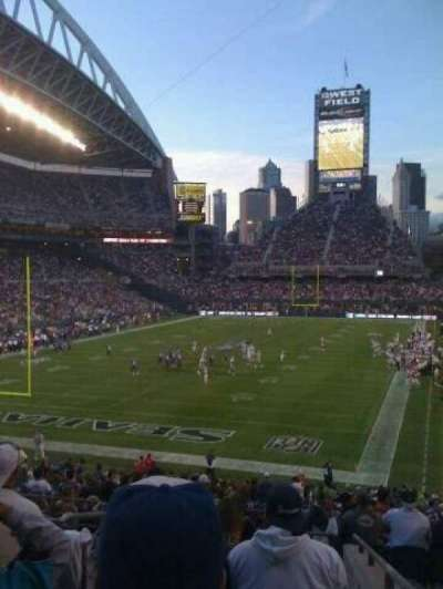 CenturyLink Field section 119