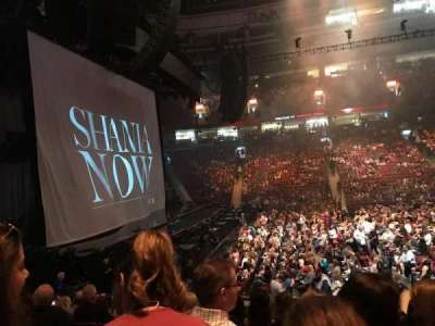 Rogers Arena, section: 118, row: 13, seat: 104