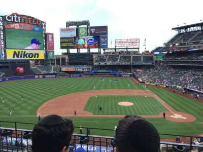 Citi Field, section: 326, row: 3, seat: 7
