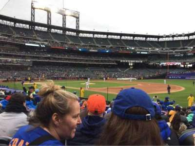 Citi Field, section: 110, row: 13, seat: 10