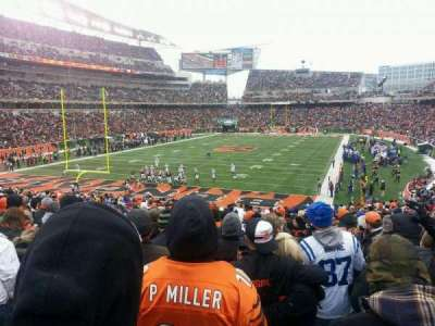 Paul Brown Stadium, section: 151, row: 30, seat: 5