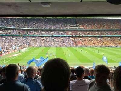 Wembley Stadium section 102