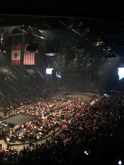 Nassau Veterans Memorial Coliseum section 209