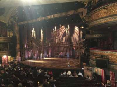 Richard Rodgers Theatre, section: Orchestra, row: P, seat: 26