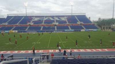 FAU Stadium, section: 104, row: 13, seat: 16