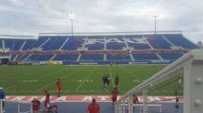 FAU Stadium, section: 106, row: F, seat: 1