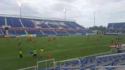 FAU Stadium, section: 111, row: J, seat: 5