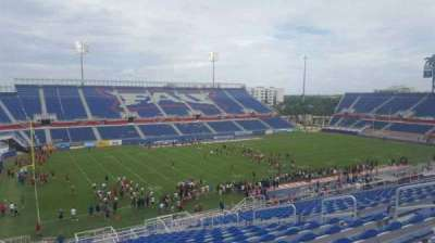 FAU Stadium, section: 211, row: Z, seat: 12
