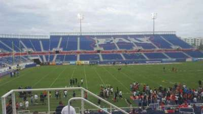 FAU Stadium, section: 208, row: D, seat: 16