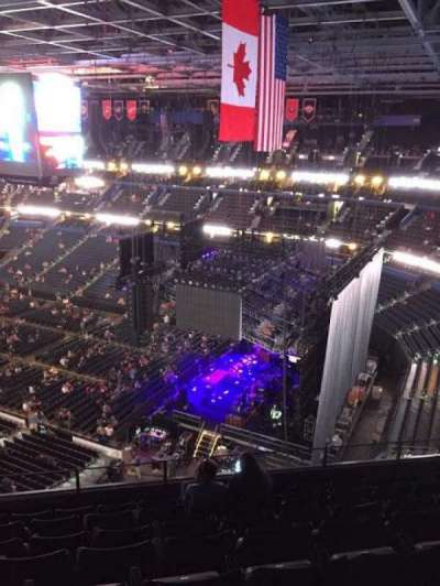 Amalie Arena, section: 327, row: H, seat: 14