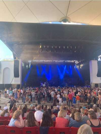 St. Augustine Amphitheatre section 102